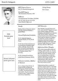 biography samples