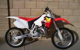 1997 honda cr125