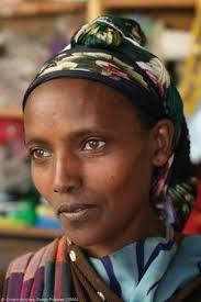 ethiopia woman