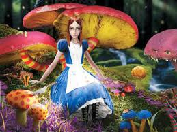 alice in wonderland 3 d
