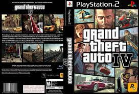 grand theft auto iv on ps2