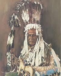 black foot tribe
