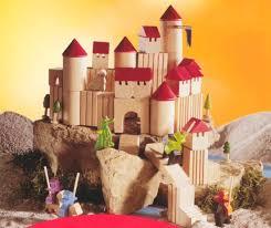 blocks castle