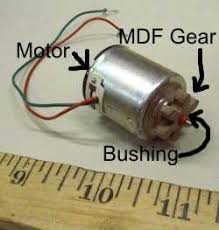 motor bushing