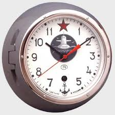 russian submarine clocks