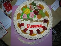 chinese birthday cake
