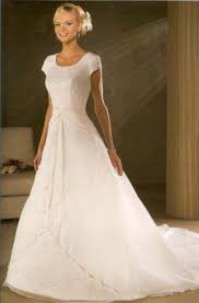 short sleeve wedding gowns