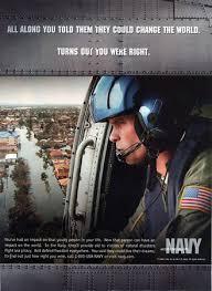 military ad
