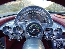 corvette gauges
