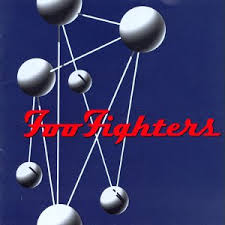 foo fighters colour and the shape