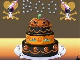 halloween cake pictures