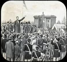 gettysburg address picture