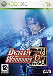 dynasty warrior 6 xbox