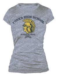 forks high school t shirt
