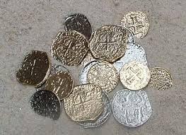 pirate doubloons