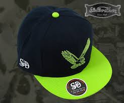 eagles fitted hat