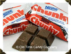 chunky candy bars