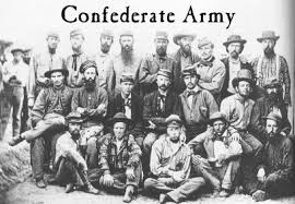 the confederate army