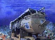 undersea habitats