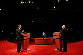 2008 Presidential Debate Video