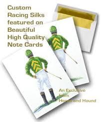 horse racing silks