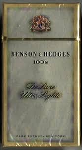 benson and hedges lights