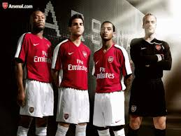 arsenal new shirt