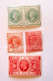 old british stamps