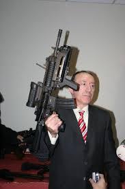 heckler and koch rifles