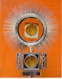 milagro de la eucaristia