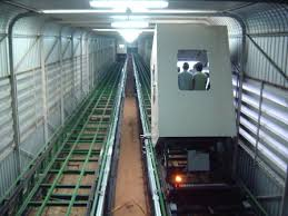 inclined elevator