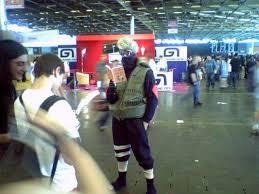 kakashi hatake cosplay