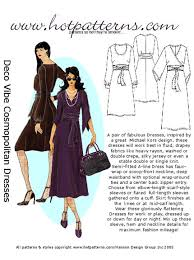 patterns for dress