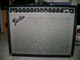 fender stage amps