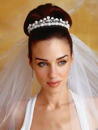 bridal hairdos pictures