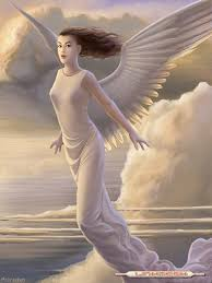 flying angel pictures