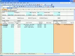 accounting workbook