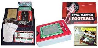 foto electric football