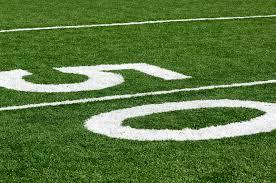 turf football field