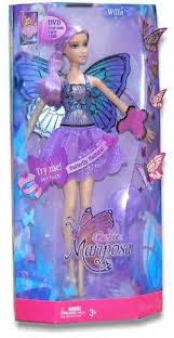 barbie mariposa willa