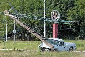 power line down