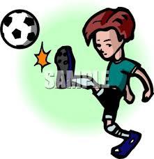 boy kicking
