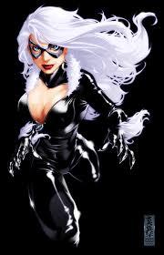 marvel comics black cat