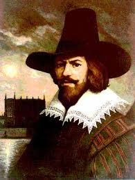 guy fawkes hat