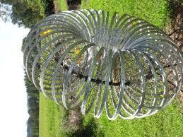 bicycle sculptures