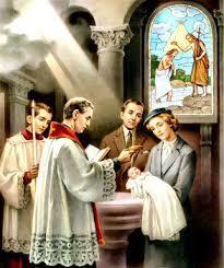 imagenes de bautismo