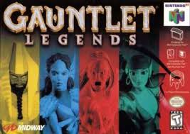 gauntlet legends nintendo 64