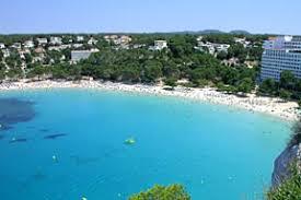minorca beach