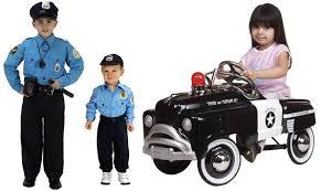 police kids