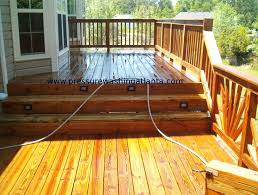 deck stains